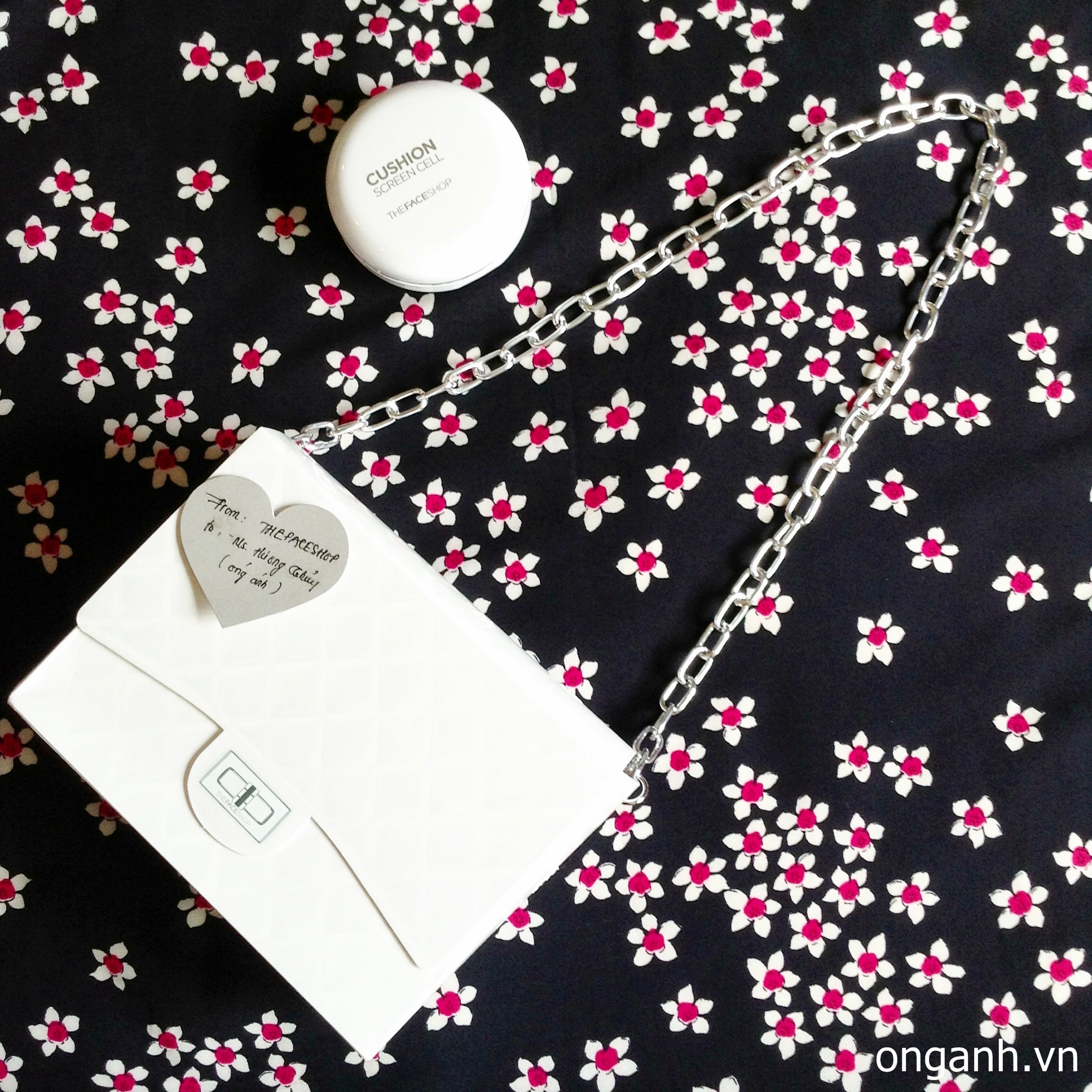Review: Cushion Screencell – The Face Shop
