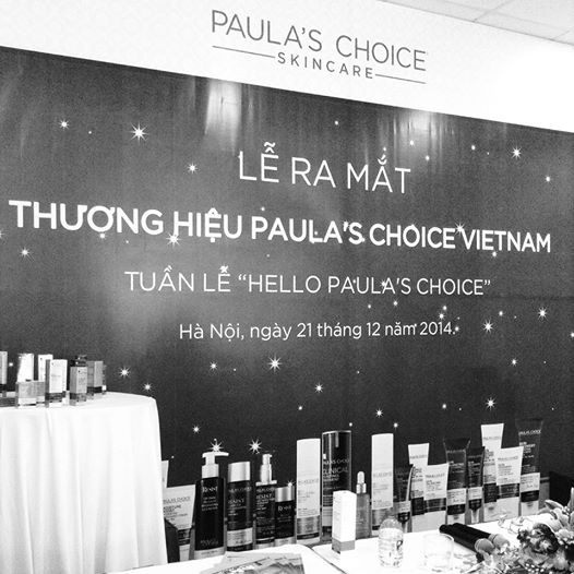 Paula's Choice chính thức về Việt Nam